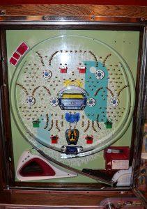 Vintage 1969 Nishijin Single Shot Pachinko Machine